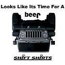 Shift Shirts Got Beer by ShiftShirts
