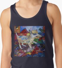Shredder Cuts Loose By The Pool T-Shirt