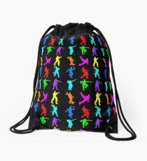 FNBR Emote Colorful Drawstring Bag