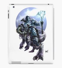 Hail to the Frost Bearer iPad Case/Skin