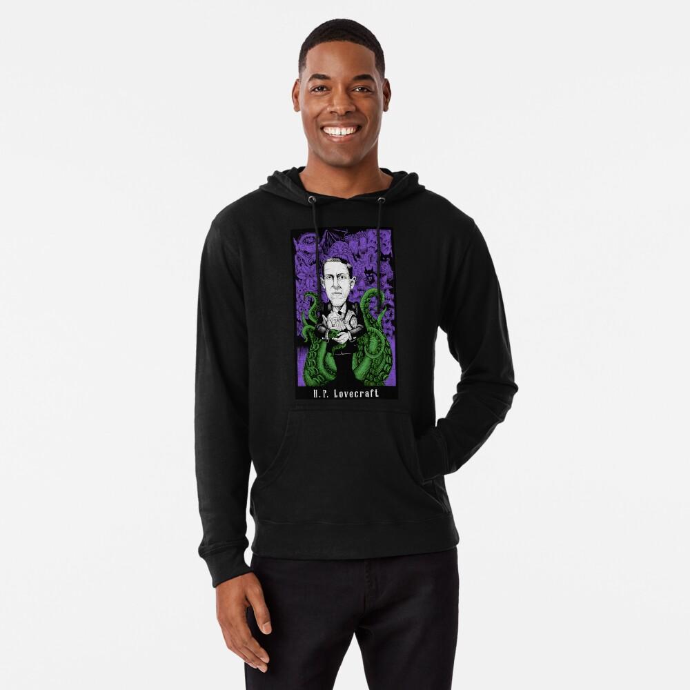 Lovecraft (Color) Lightweight Hoodie