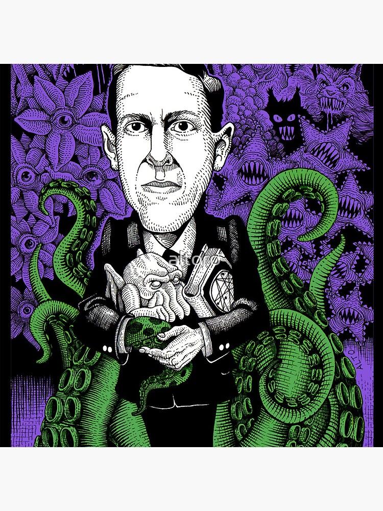 Lovecraft (Color) by altoro