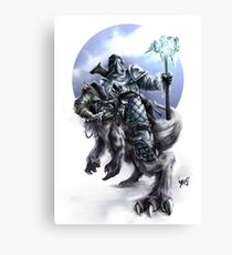 Frost Bearer (For Prints) Canvas Print