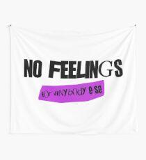 No Feelings Sex Pistols Wall Tapestry