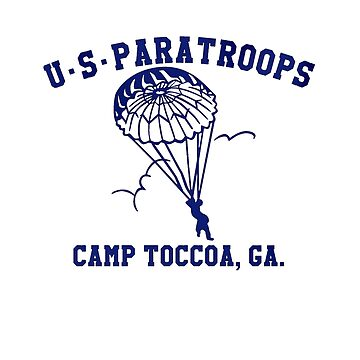 US Paratroops Camp Toccoa WWII by joseluizleite