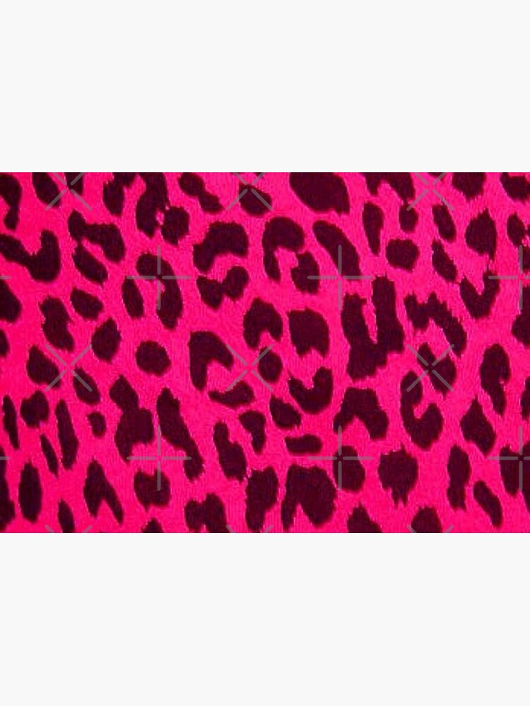 Pink Leopard Print by Ange26