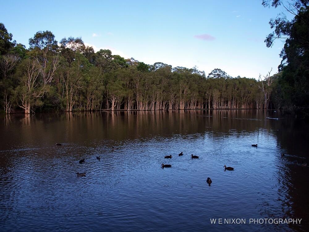 Underwood Lagoon by W E NIXON  PHOTOGRAPHY