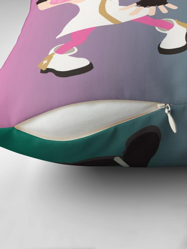 Alternative Ansicht von Marina & Pearl - Splatoon 2 Dekokissen