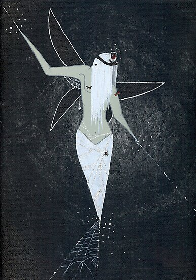 The Oracle by Lynsye Medalia
