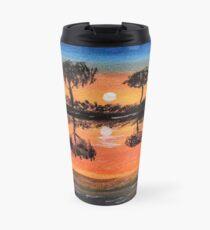 Sunset Reflections Travel Mug