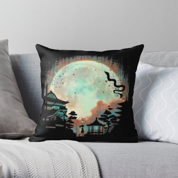 Chihiro Pillows Cushions Redbubble Images, Photos, Reviews