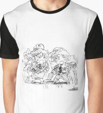 Suit Girls Graphic T-Shirt