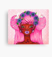 . enchanting . Canvas Print