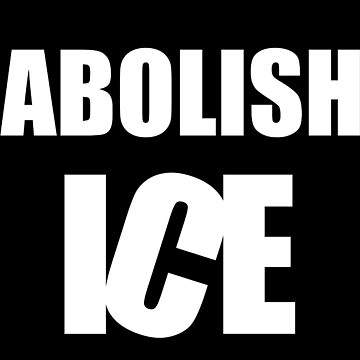 Abolish Ice Bold by NeoMundo