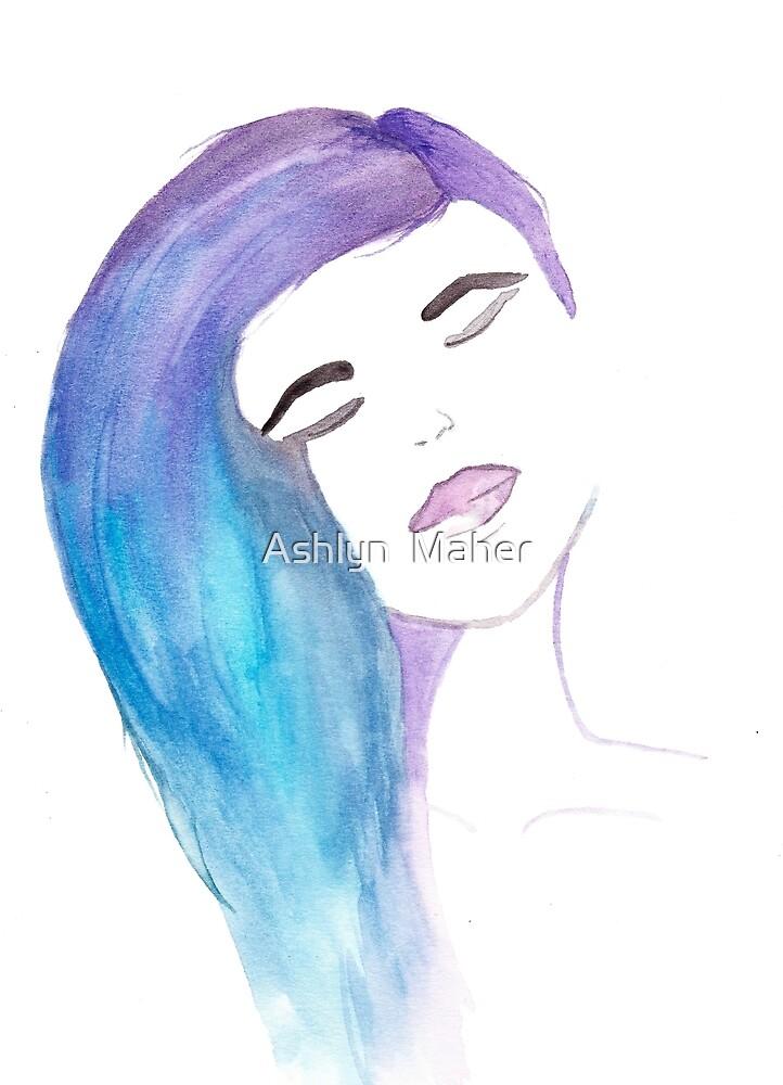 A Calming Breath  by AshlynJaneway