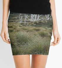 Dead Trees and Button Grass Mini Skirt