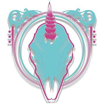 Unicorn logo by CJOrazi