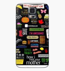 How I Met Your Mother Case/Skin for Samsung Galaxy