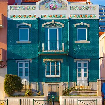 casa na cruz quebrada. tiled house by terezadelpilar