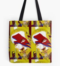 Idol Mockery Tote Bag