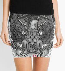 Polish Pride Mini Skirt