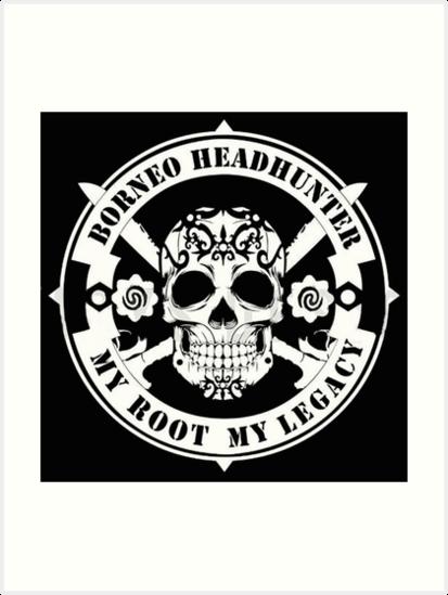 borneo headhunter