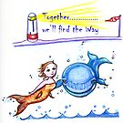 Together We'll find the Way by Lorna Gerard