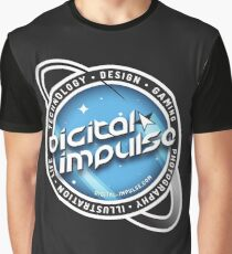 Digital-Impulse Graphic T-Shirt
