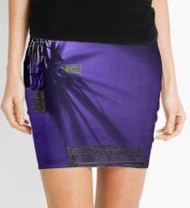 Vibrant Solitude Mini Skirt