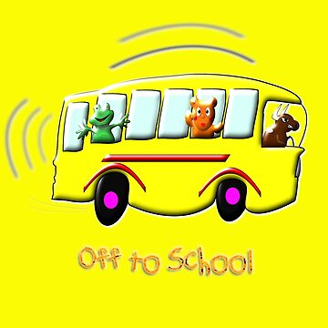 Off to School design by ZipaC