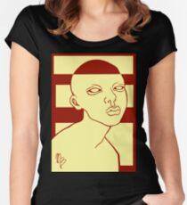 red velvet Women's Fitted Scoop T-Shirt