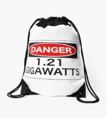 1.21 Gigawatts Drawstring Bag