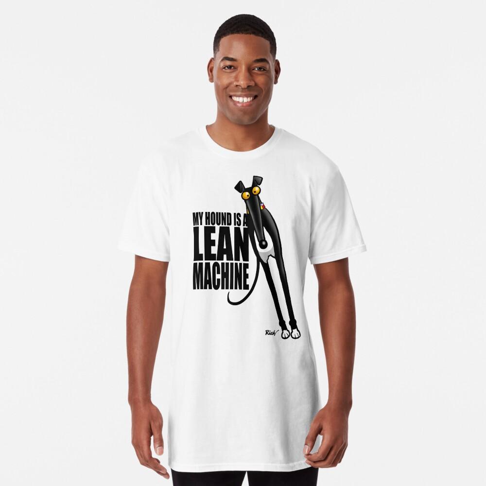 Máquina Lean Camiseta larga