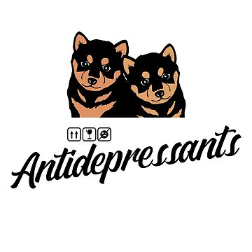 My Box Of Antidepressants Has Arrived T Shirt Gift by eaglestyle