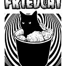 Friedcat by Rick Chesshire