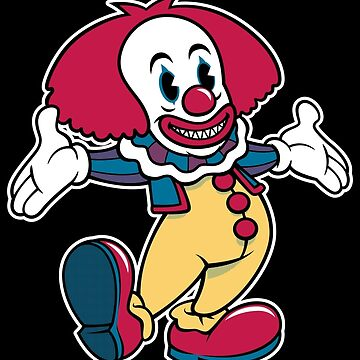 Hiya Georgie! Vintage Classic Evil Clown by Nemons