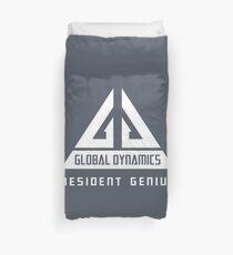 Eureka-Resident Genius Duvet Cover