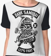 The samurai is back Chiffon Top