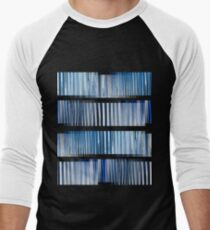 Blue Ripple Abstract T-Shirt