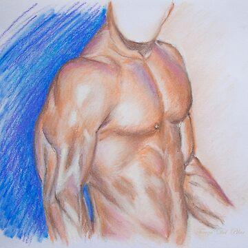 torso by terezadelpilar