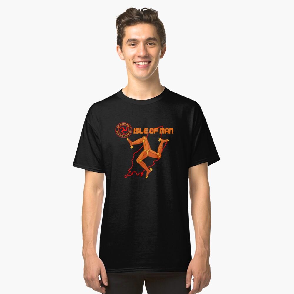 The Isle of Man Classic T-Shirt