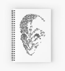 How many have you seen today? | Doctor Who Silents Spiral Notebook