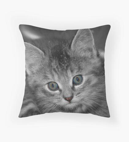Leo #1 Throw Pillow