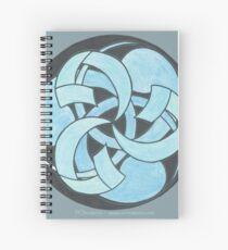 Cuaderno de espiral Jade Triskell