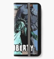 ICEing Liberty iPhone Wallet/Case/Skin