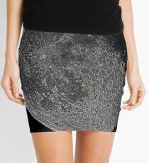 Lunar Mosaic  HD Mini Skirt