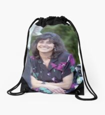Alice King in Tilton NH Drawstring Bag