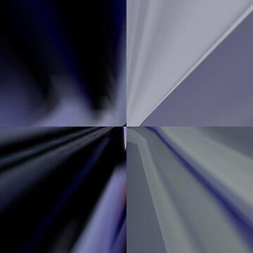 Silver Blue 2.  by AbriiD