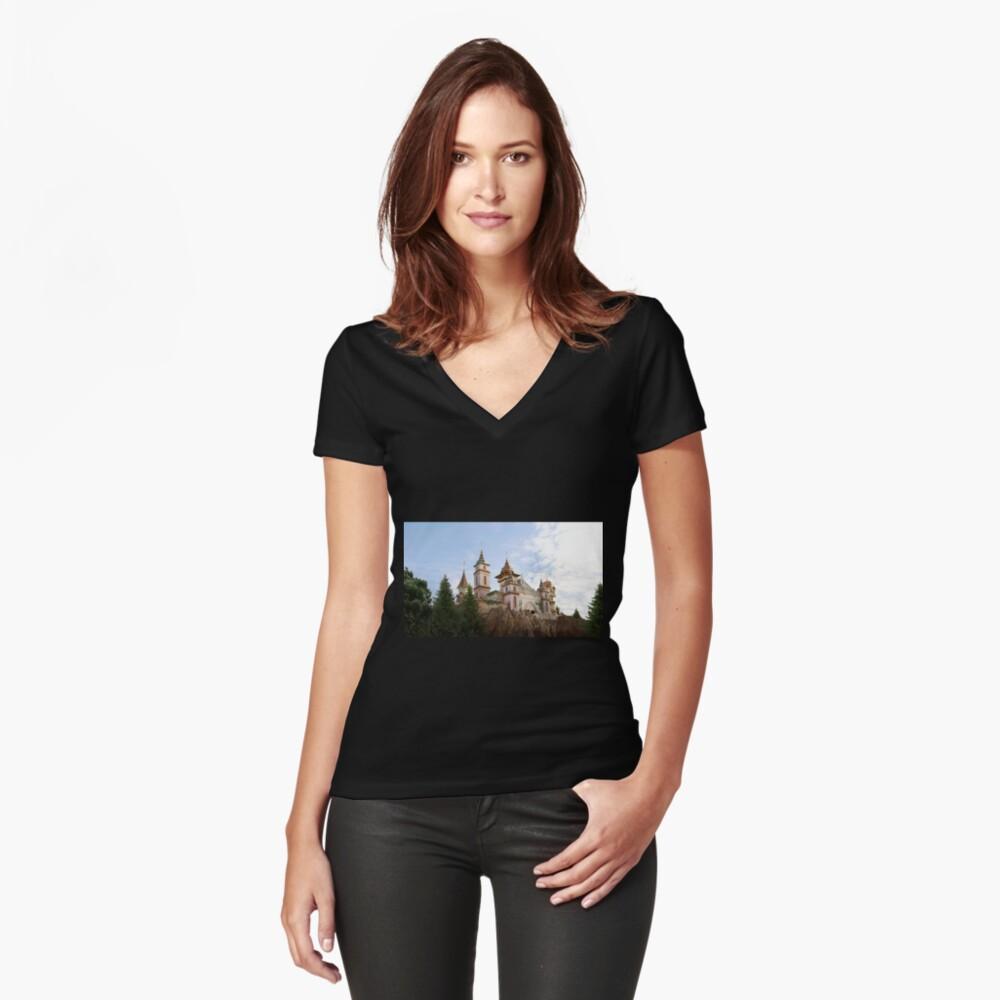 Efteling - Symbolica Fitted V-Neck T-Shirt
