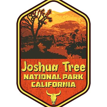 Joshua Tree National Park California by MyHandmadeSigns